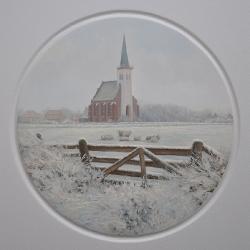 Winter op Texel / Winter on Texel_1